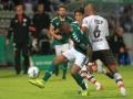 Sport, Fussball, DFB-Pokal, VfB Lübeck - FC St. Pauli