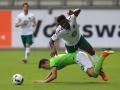 Sport, Fussball, Regionalliga Nord, VfL Wolfsburg II - VfB Lübeck