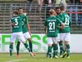 Sport, Fussball, Regionalliga Nord, VfB Lübeck - Hamburger SV II