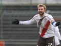 Sport, Fussball, Regionalliga Nord, VfB Lübeck - FC St. Pauli II