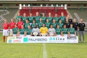 Fototermin VfB Lübeck 2013/14