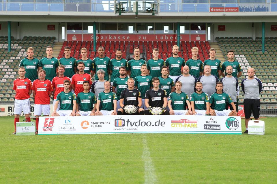 Fototermin VfB Lübeck