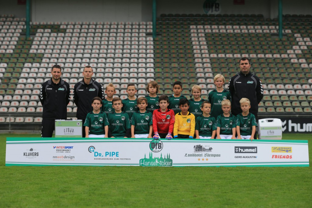VfB Lübeck U10 2015/2016