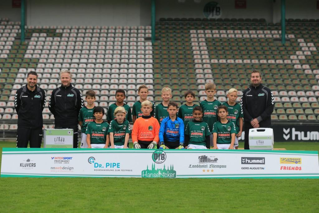 VfB Lübeck U11 2015/2016