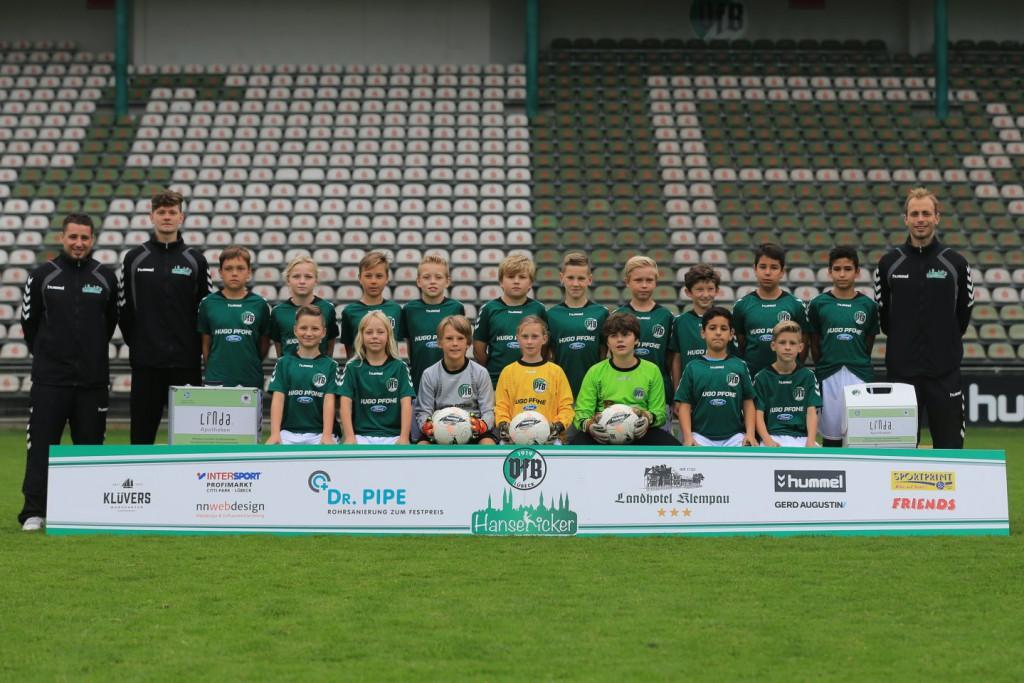 VfB Lübeck U12 2015/2016