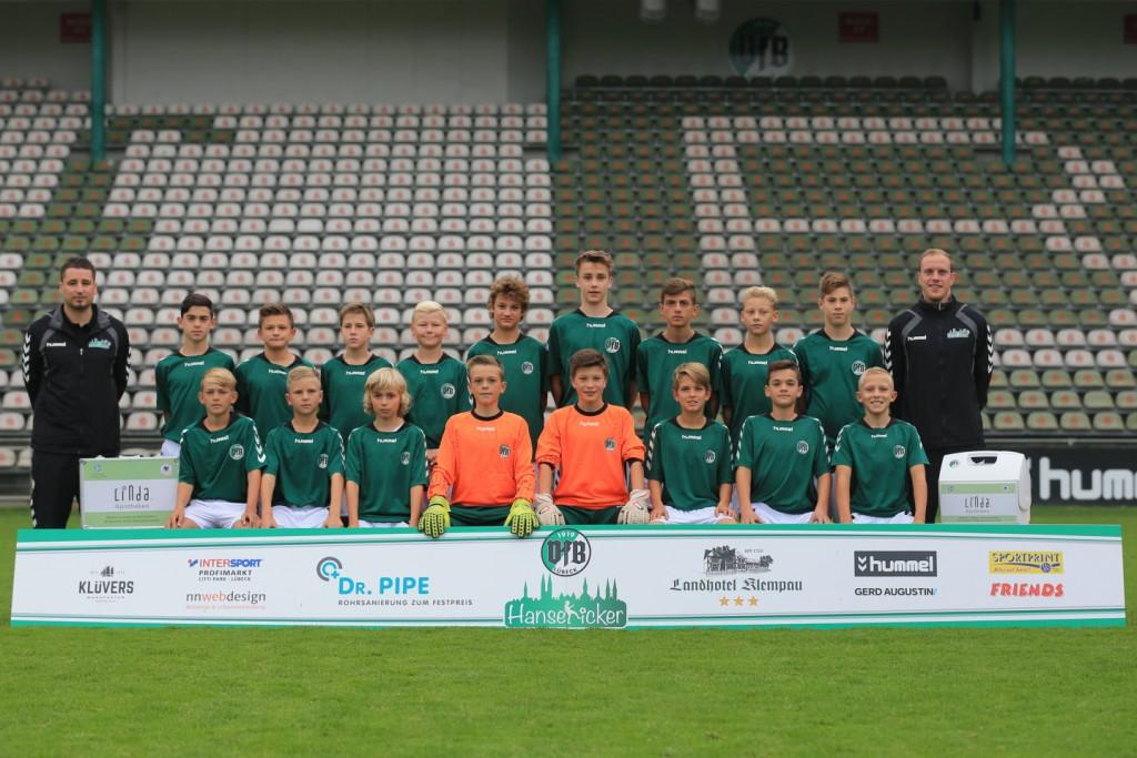 VfB Lübeck U13 2015/2016
