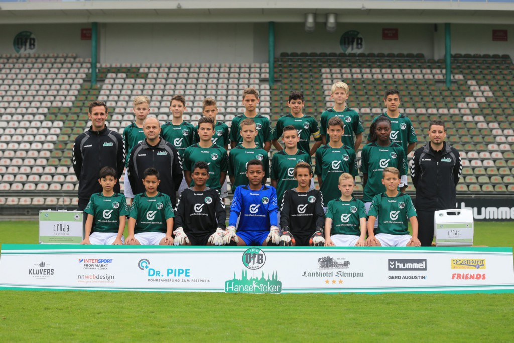 VfB Lübeck U14 2015/2016
