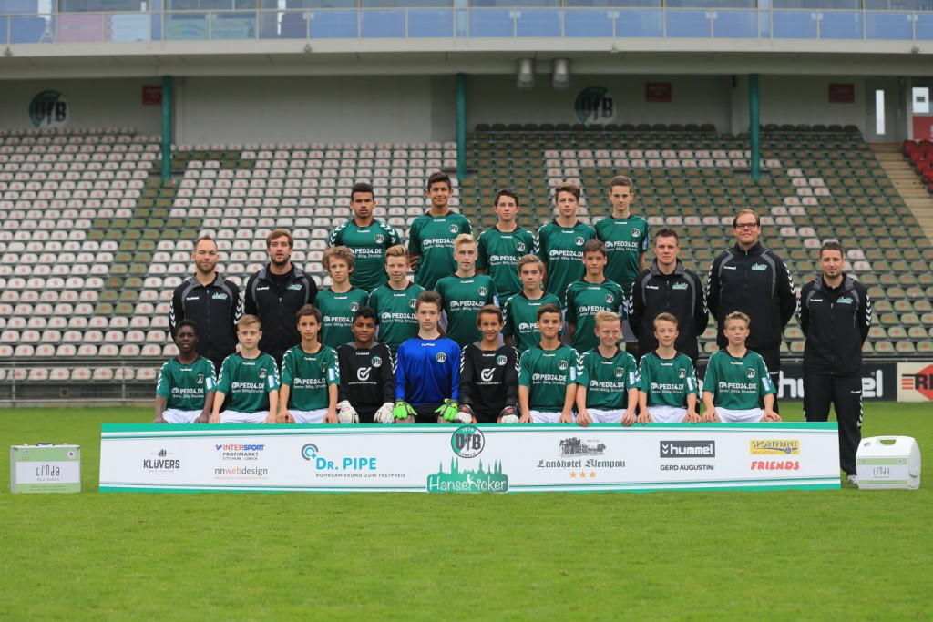 VfB Lübeck U15 2015/2016