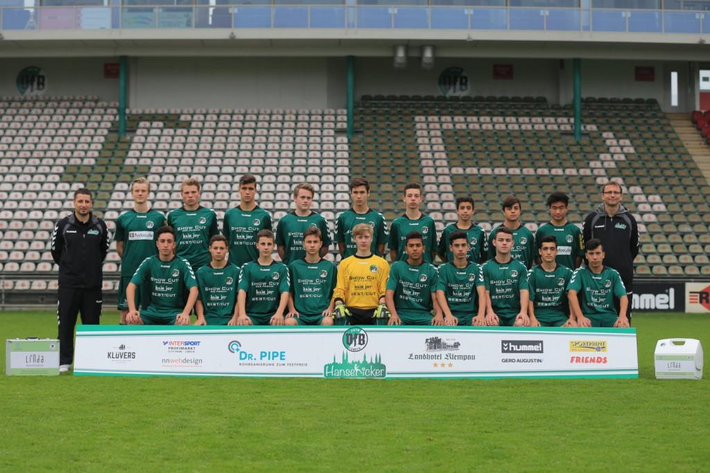 VfB Lübeck U16 2015/2016