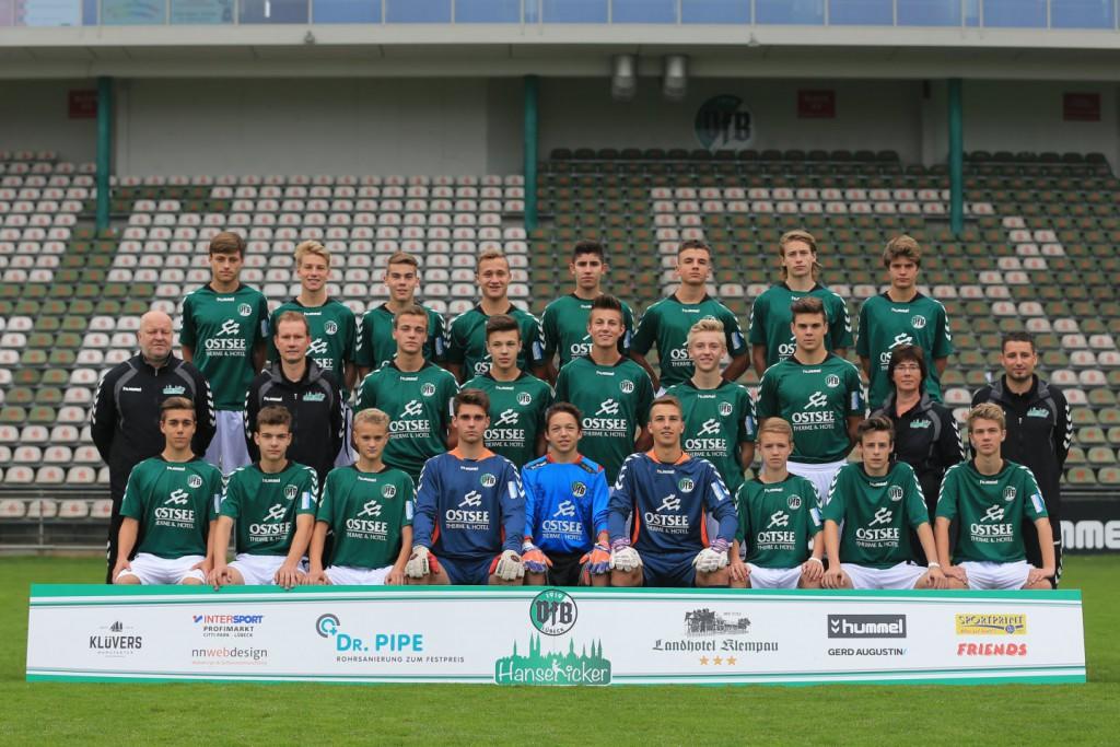 VfB Lübeck U17 2015/2016