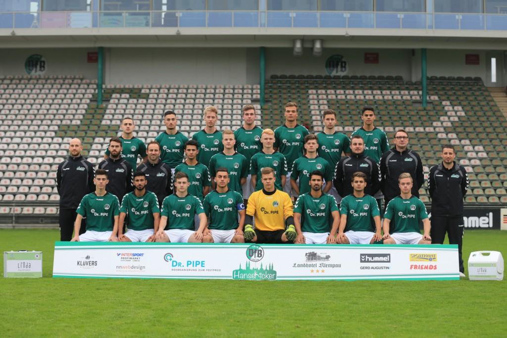 VfB Lübeck U19 2015/2016