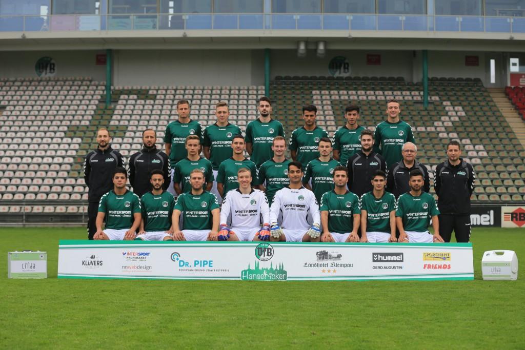 VfB Lübeck U21 2015/2016