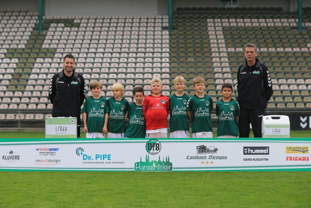 VfB Lübeck U9 2015/2016