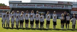 U16 Frauen Länderspiel Deutschland - Dänemark