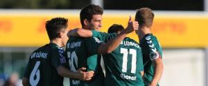 BSV SW Rehden - VfB Lübeck