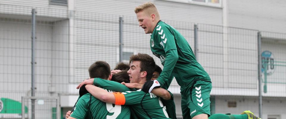 VfB Lübeck U17 - VfL Wolfsburg II