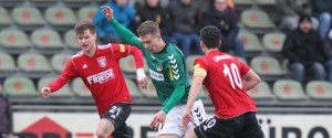 VfB Lübeck - Lüneburger SK