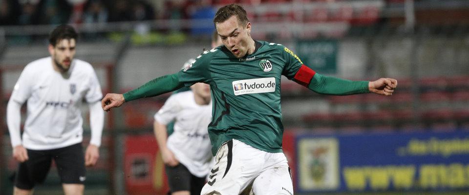 VfB Lübeck - BV Cloppenburg