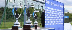 Sport, Fussball, Gazprom Fan-Cup Schalke 04  +++ © Christoph Kugel +++ www.kooogel.de +++ info@kooogel.de +++ Steuernummer: 22/346/22950 +++