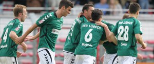 VfB Lübeck - Hannover 96 II