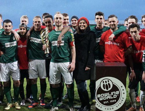 Sonntag, ab 11 Uhr: Zweiter Lübecker Charity-Kick auf der Lohmühle