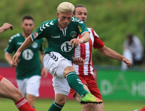 VfB verstärkt nochmals die Offensive: Gökay Isitan und Tim Queckenstedt werden Grünweiße!