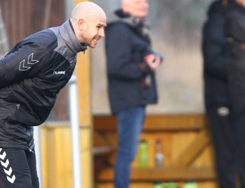 VfB Lübeck und U19-Coach Julian Meese gehen getrennte Wege