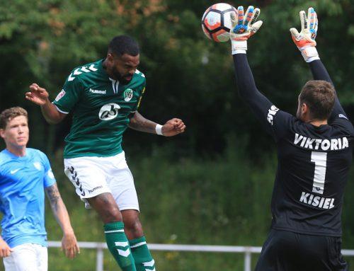Gelungene Generalprobe: Der VfB bezwingt Viktoria Berlin mit 4:2 (2:1)