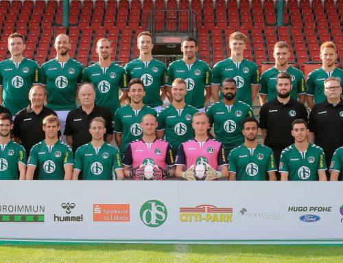 Unser Regionalligateam 2017/2018