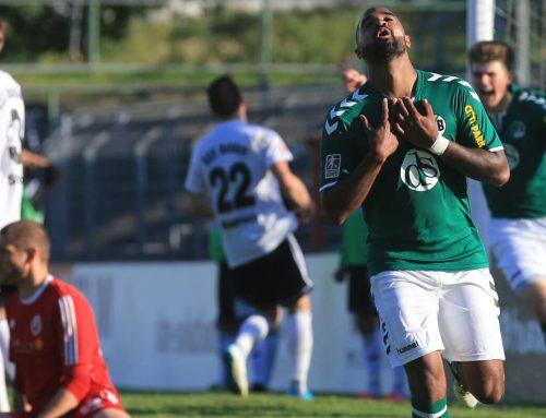 2:0 gegen Rehden – VfB gewinnt Geduldsspiel