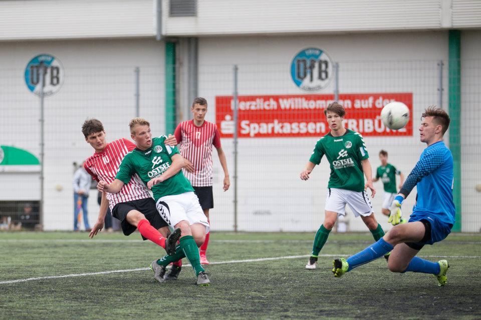 U17 Schafft Klassenerhalt U15 Mit Doppelsieg Vfb Lübeck