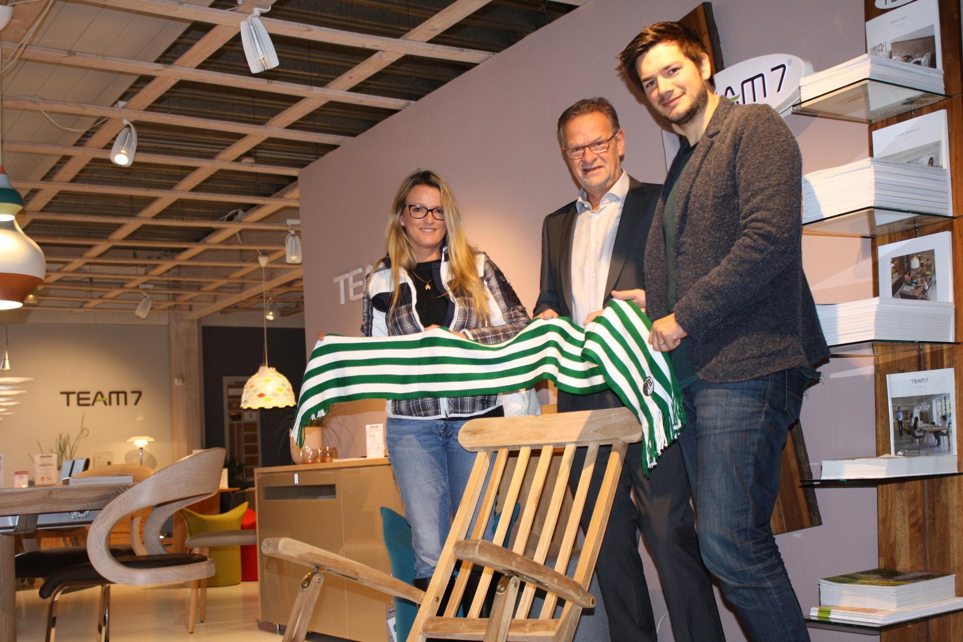 Skanbo Lübeck tippspiel geht in die 12 runde preisübergabe im hause skanbo