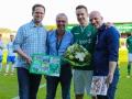 Lübeck 16.05.2018 , Sport Regionalliga Nord 2017/2018, 34. Spieltag, VfB Lübeck - VfL Wolfsburg II