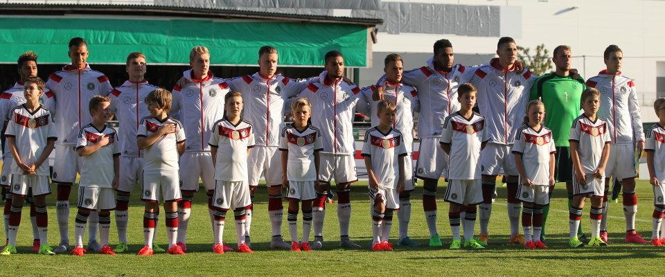 Deutschland Gegen Italien U20 Länderspiel Auf Der Lohmühle Vfb