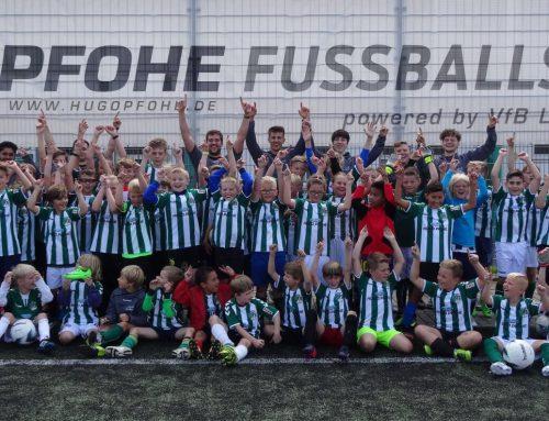 Hugo Pfohe-Fußballschule: Termine für 2018 stehen – Noch freie Plätze für Herbst 2017