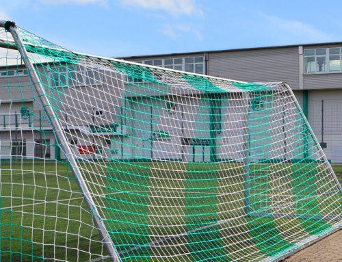 Neue Tornetze für den VfB