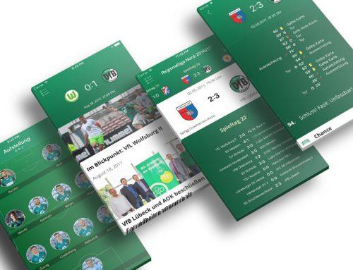 Jetzt geht die Saison richtig App – VfB bringt Smartphone-App in die Stores