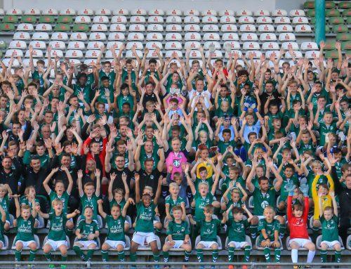 U17 empfängt Werder – U14 bis U16 auswärts am Ball