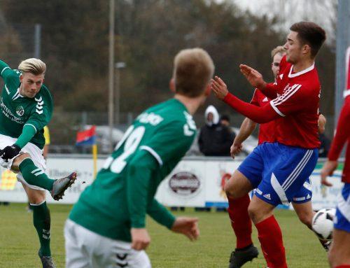 Sieg Nummer 13 – U23 setzt Siegesserie in Brunsbüttel fort