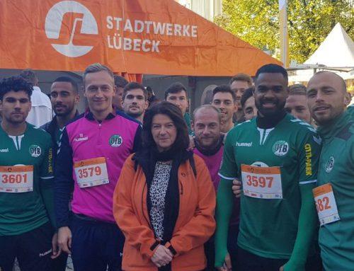 VfBer beim Lübeck-Marathon am Start