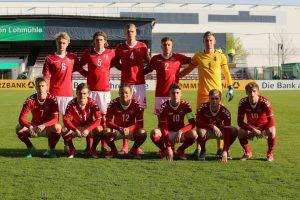 U19-Nationalmannschaft Dänemark