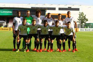 U20-Nationalmannschaft