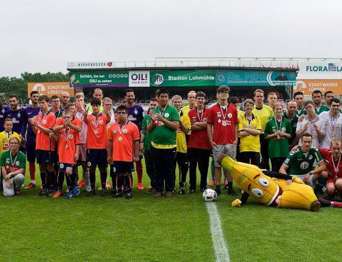 Lübecker Bananenflankenliga ist Gastgeber der 1. Norddeutschen Hallenmeisterschaft