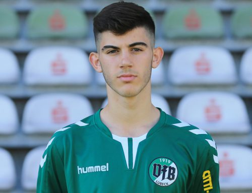 Abou Rashed verlässt den VfB Lübeck