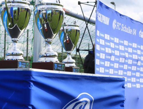 In Kooperation mit dem FC Schalke 04: Anstoß zum AOK Knappenkids-Cup 2018
