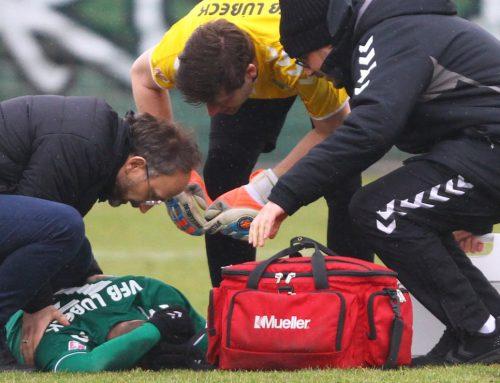 Reanimationsschulungen für VfB-Kicker