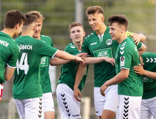 Sonntag, 12 Uhr: U19 empfängt Carl Zeiss Jena