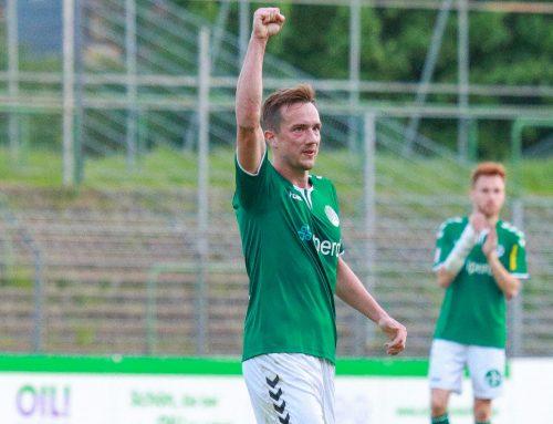 Viele Emotionen und ein Sieg zum Abschluss – VfB bezwingt Wolfsburg 3:2