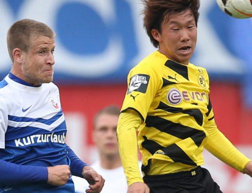 Innenverteidigung verstärkt – Tommy Grupe kommt von Hansa Rostock