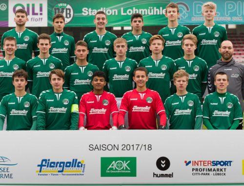 U23 siegt – U17 enttäuscht